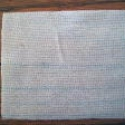 Textured Weft White Interfacing