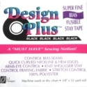Black Bias Tape Design Plus