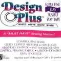 White Bias Tape Design Plus