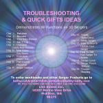 Serger Troubleshooting & Gifts