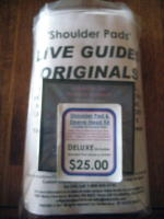 Shoulder Pad Kit Deluxe