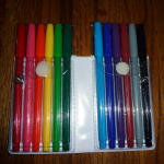 Colored Drafting Pens
