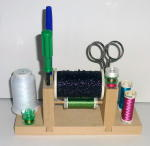 Horizontal Thread Holder & More